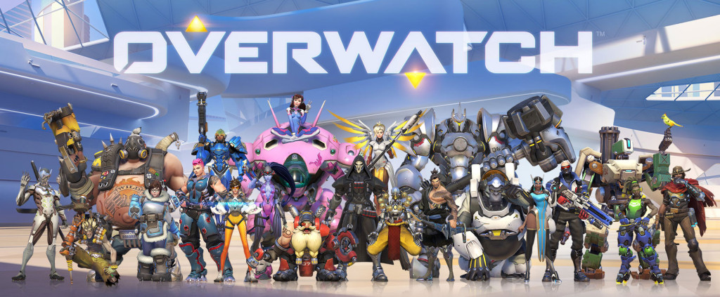 Blizzcon 2015 Overwatch lineup