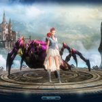 Riders of Icarus in game screen shots